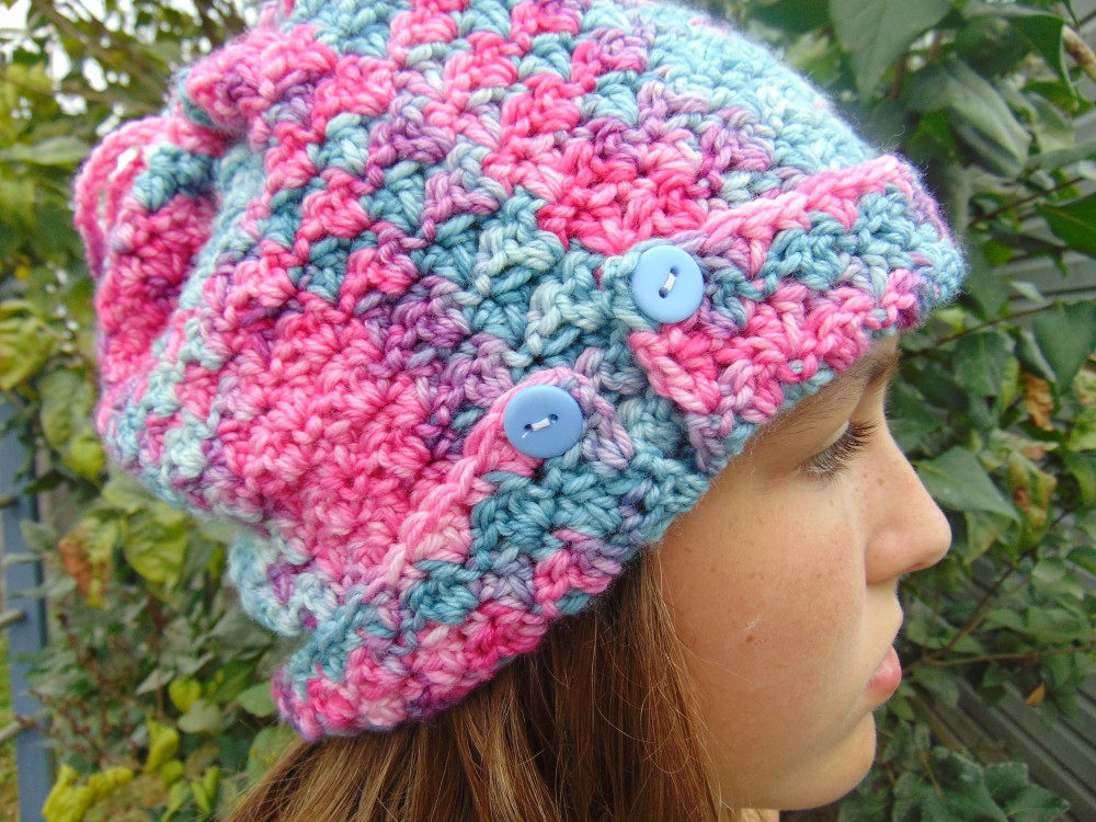 Free Crochet Convertible Cowl Pattern : Unicorn Convertible Cowl - ACCROchet