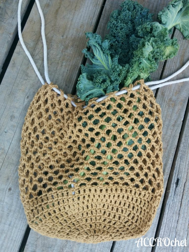 New Crochet Bags : ... market bag crochet estelle sac rEutilisable market bag crochet
