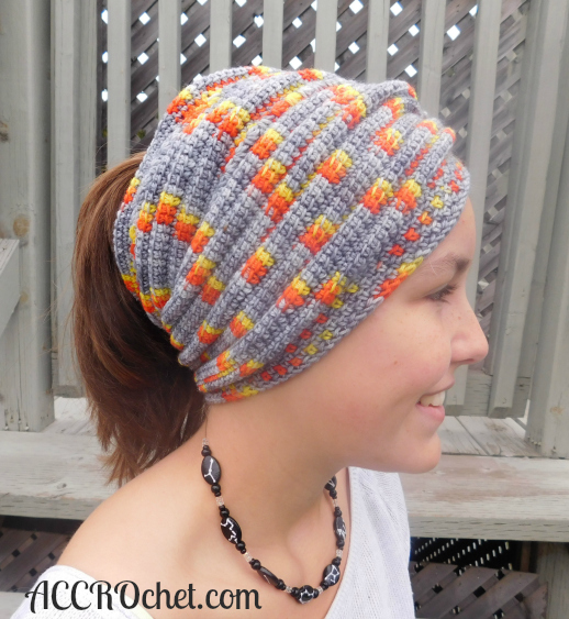 New pattern! Girl on fire convertible cowl, crochet ...