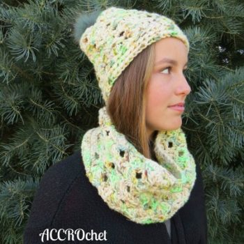 Lucky Charms ens/set, crochet